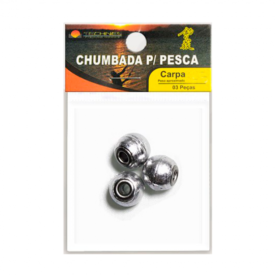 Chumbada technes carpa