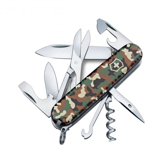 Canivete victorinox climber camouflage
