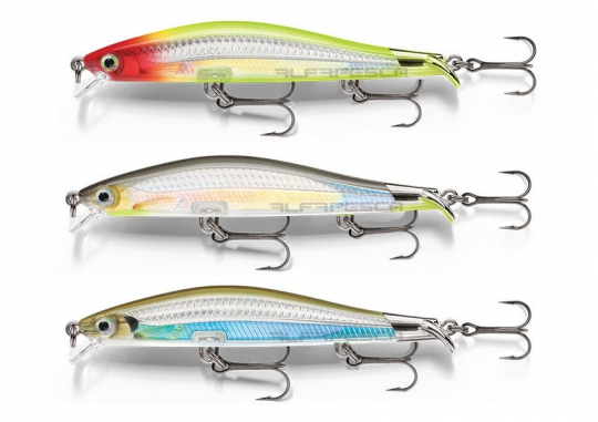 Isca rapala rps-12 ripstop