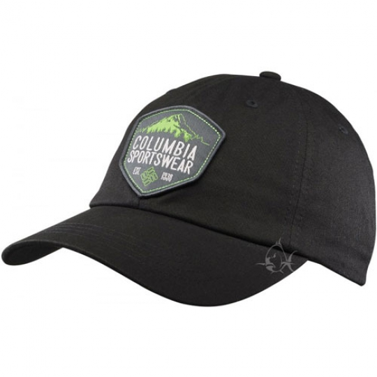 Boné columbia roc tm ii hat black badge