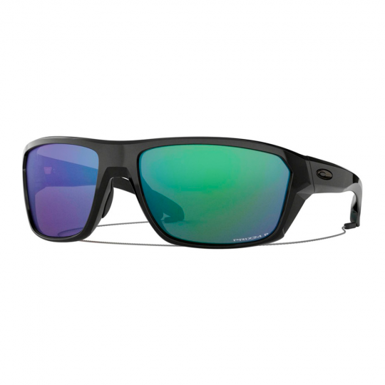 Óculos oakley split shot polished black prizm shallow h2o polarized