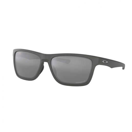 Óculos oakley holston matte dark grey prizm black polarized