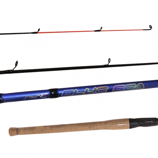 Vara saint blue sea 2,40 m 8-20 lbs 5-35 g
