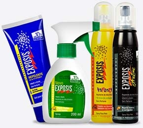 Repelente exposis extreme spray