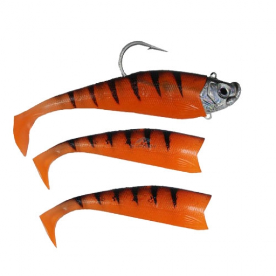 SHAD SEA FISHING FISK 3X 23 CM LARANJA