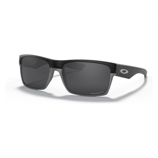 Óculos Oakley Two Face XL Polished Black Prizm Black Polarized