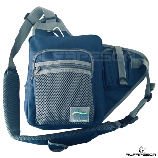Bolsa yara fishing bag azul