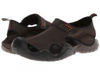 Crocs swiftwater sandal espresso-relaxed fit