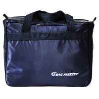 Bolsa térmica bag freezer nylon 18l