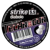 Chumbinho technogun diabolo 5.5