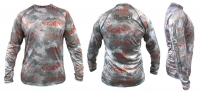 CAMISETA DRY SUN CONCRET MONSTER 3X