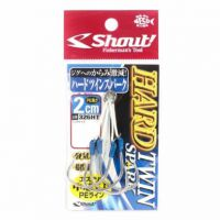 Suporte hook shout 326ht hard twin spark
