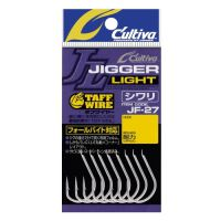 Anzol cultiva jigger light jf-27