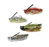 RUBBER JIG QU-ON VERAGE SWIMMER JIG 1/4 OZ