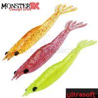 Camarão monster 3x ultrasoft 9 cm