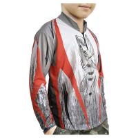Camiseta mtk atack z infantil tribal
