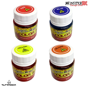 Tinta color bait monster 3x