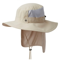Chapéu com proteção columbia coolhead II zero booney nocturnal