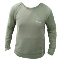 Camiseta columbia cool breeze verde mostone