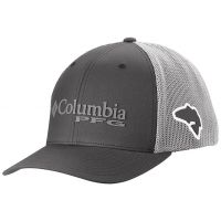 Boné columbia pgf mesh tm ball cap p-m 028-grill bass