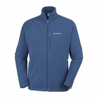 Jaqueta columbia fast trek ii full zip fleece 470 carbon