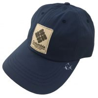 BONÉ COLUMBIA ROC TM II HAT CARBON GEM PATCH