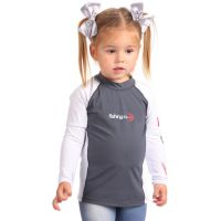 CAMISETA INFANTIL FISHING CO. CLIP/BRANCO