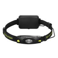 Lanterna de cabeça led lenser neo 4 preto