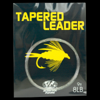 Tapered leader albatroz 8 lbs