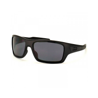 Óculos oakley turbine grey polarized
