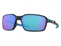 Óculos oakley siphon polished black prism sapphire polarized