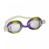 Óculos de natação ntk split roxo e amarelo