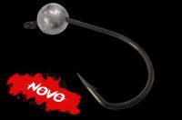 Anzol m3x x-hook ewg offset jig 3-0-4,5 g