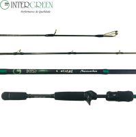 Vara intergreen cristal cast 6´3