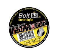 Chumbinho technogun bolt destruição 5.5