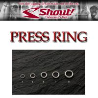 ARGOLA SOLID SHOUT PRESS RING  74-PR