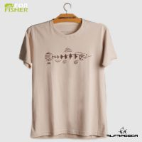 Camiseta for fisher traíra tribal