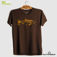 Camiseta for fisher dourado tribal