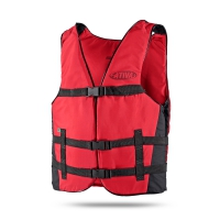 Colete salva vidas ativa canoa 140 kg