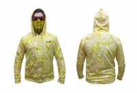 MOLETOM DRI FIT YELLOW KING MONSTER 3X