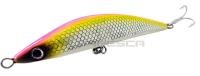 Isca borboleta tunão ss rosa dourado holográfico glow 24h