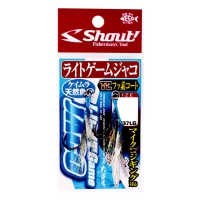 Suporte hook shout light game jaco 337lg