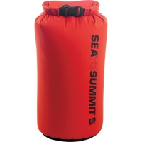 Saco estanque sea to summit 35 lts red