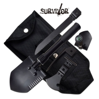 Kit multiferramenta survivor 5 em 1