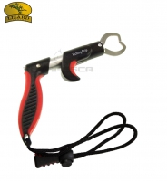 Alicate fish gripper 15 black-red c- bainha
