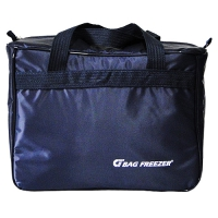 Bolsa térmica bag freezer nylon 26 lts