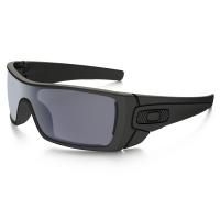 Óculos oakley batwolf matte black grey polarized