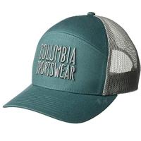 Boné columbia trail evolution tm snap back hat poseidon script