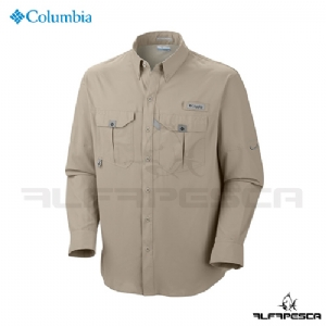 CAMISA M/L BLOOD AND GUTS II COLUMBIA