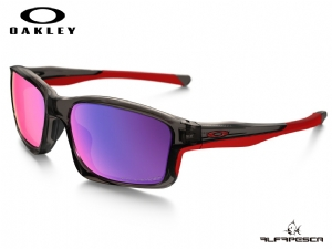 ÓCULOS OAKLEY CHAINLINK BLACK INK - RED IRIDIUM POLARIZED